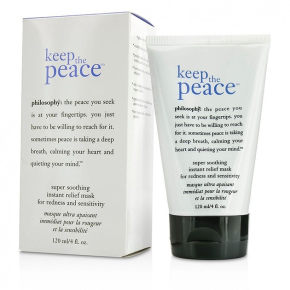 Philosophy Keep The Peace Mask